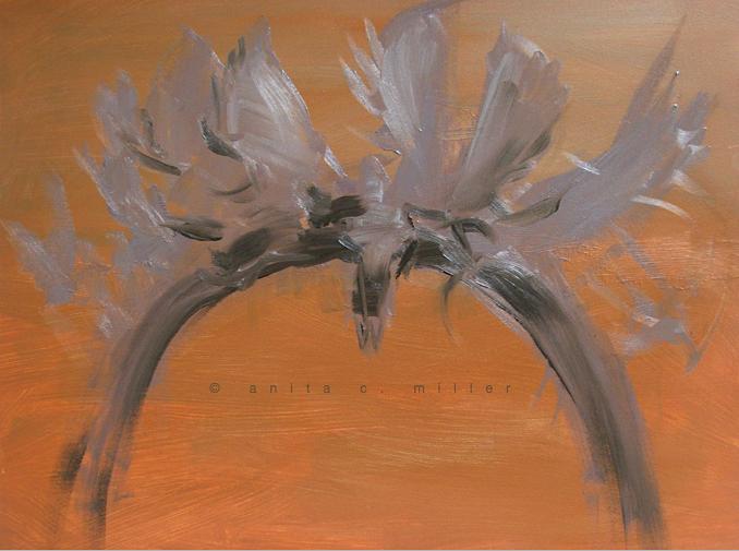 moose skull arch