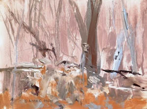 mauve woods, 9
